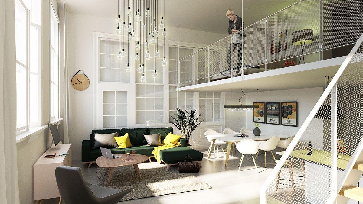 Weeshuis appartement
