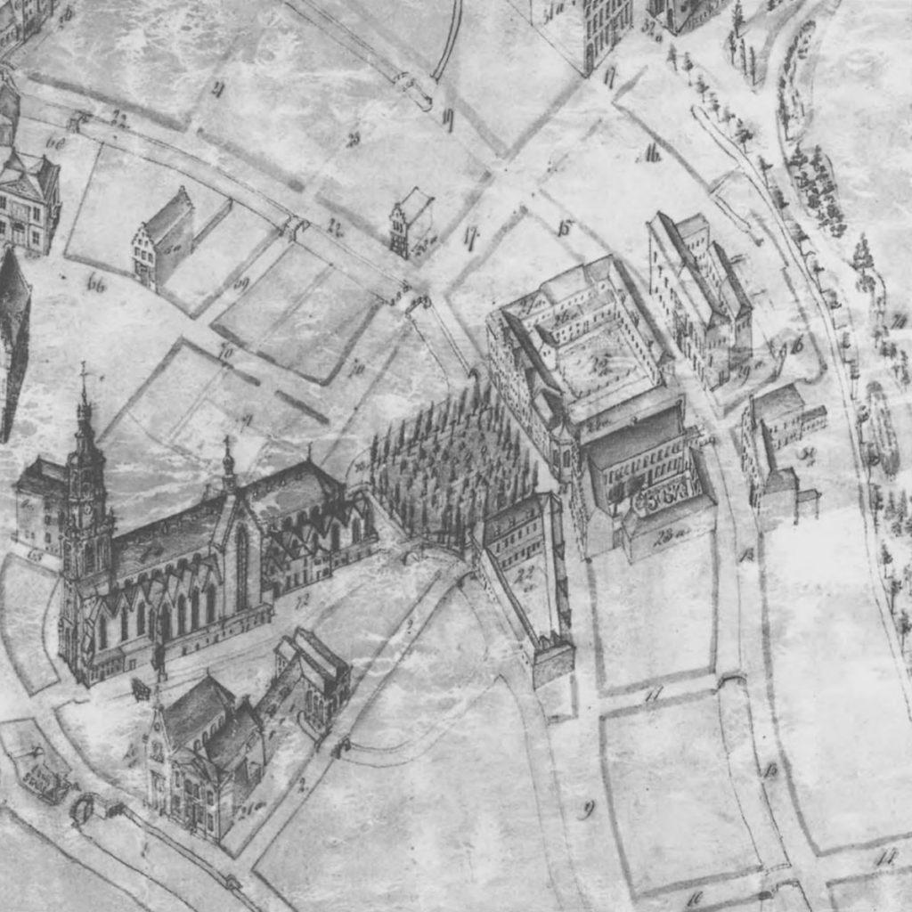 plattegrond weeshuis ensemble